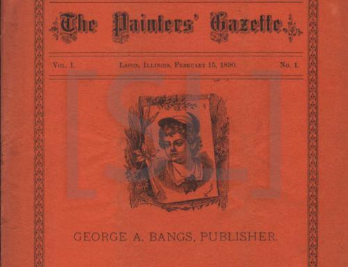 Painters' Gazette
