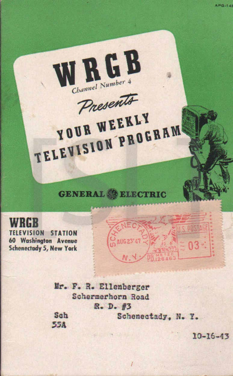 TV Guide and Forecast – The Steven Lomazow Collection