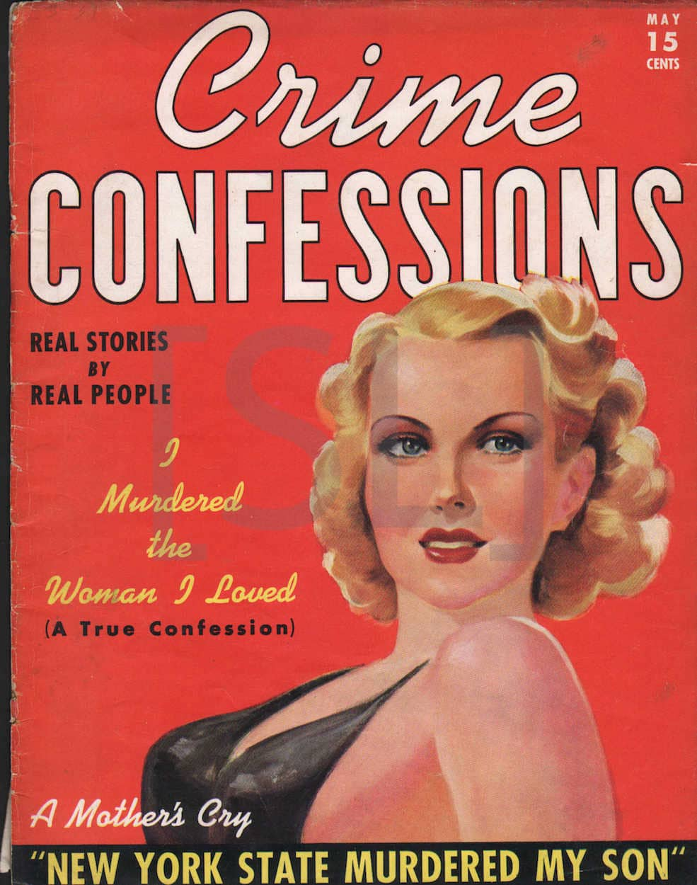 Crime Confessions