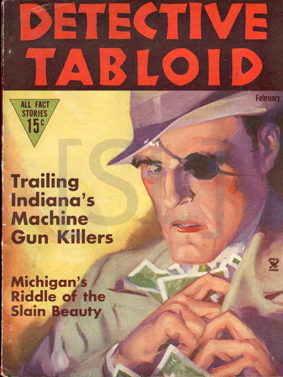 Detective Tabloid
