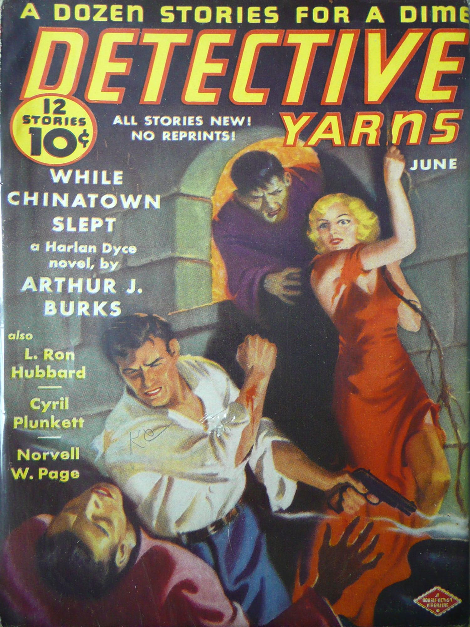 Detective Yarns