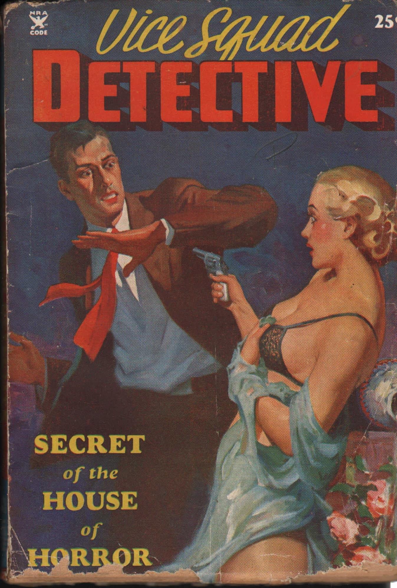 Vice Squad Detective