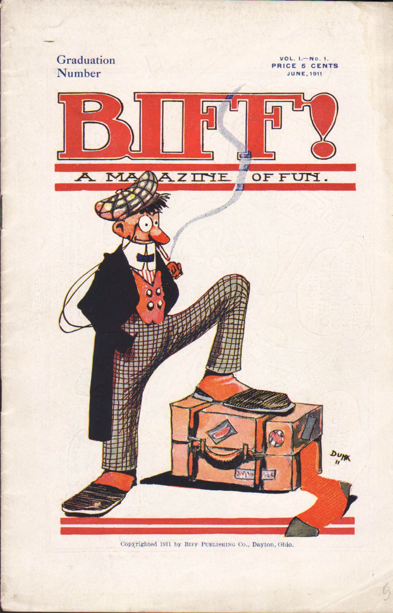 Biff! A Magazine of Fun