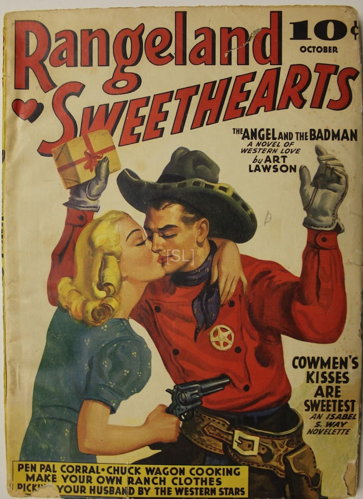 Rangeland Sweethearts - The Steven Lomazow Collection