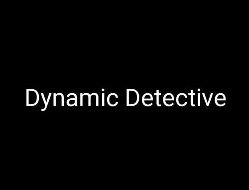 Dynamic Detective