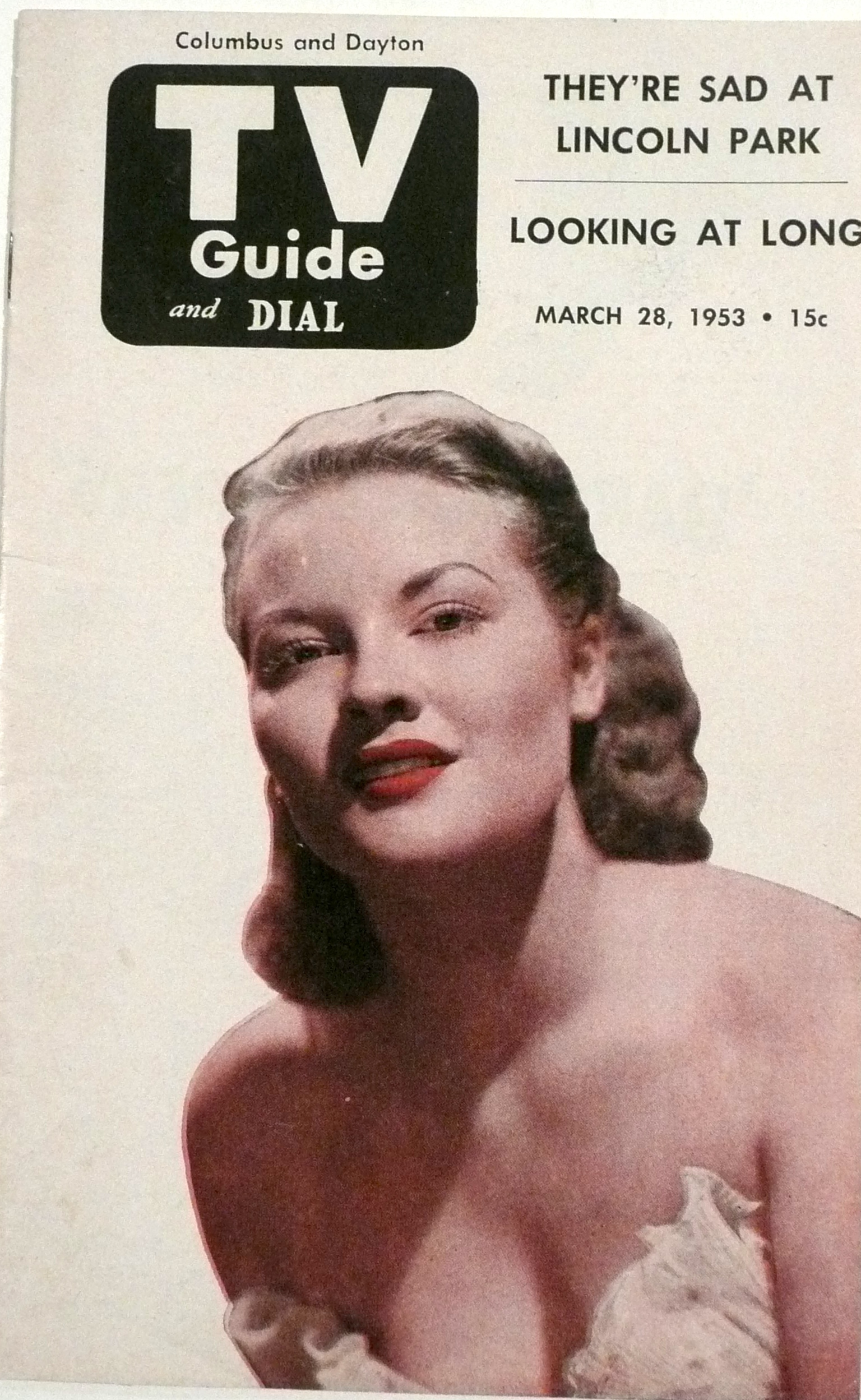 TV Guide and Dial