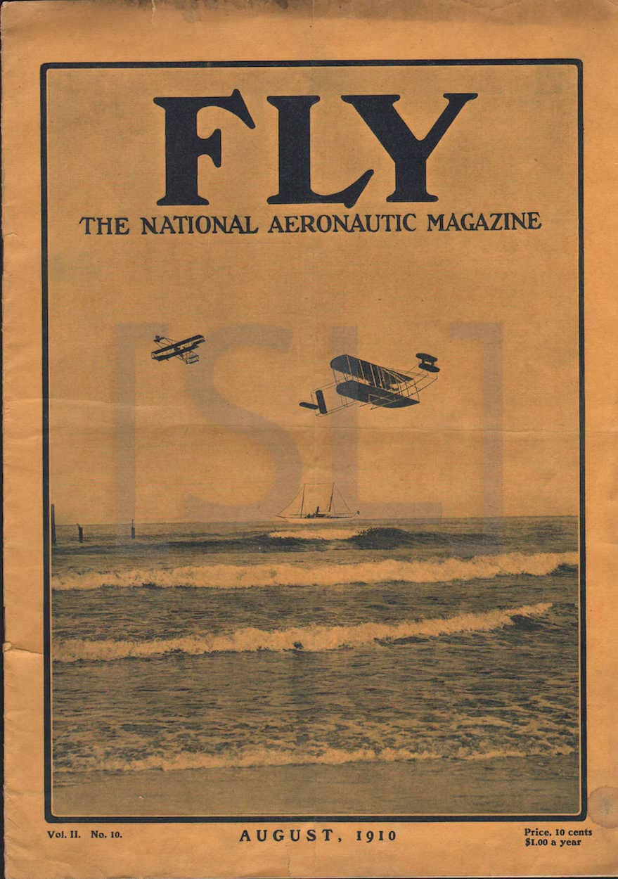 Fly, The National Aeronautc Magazine