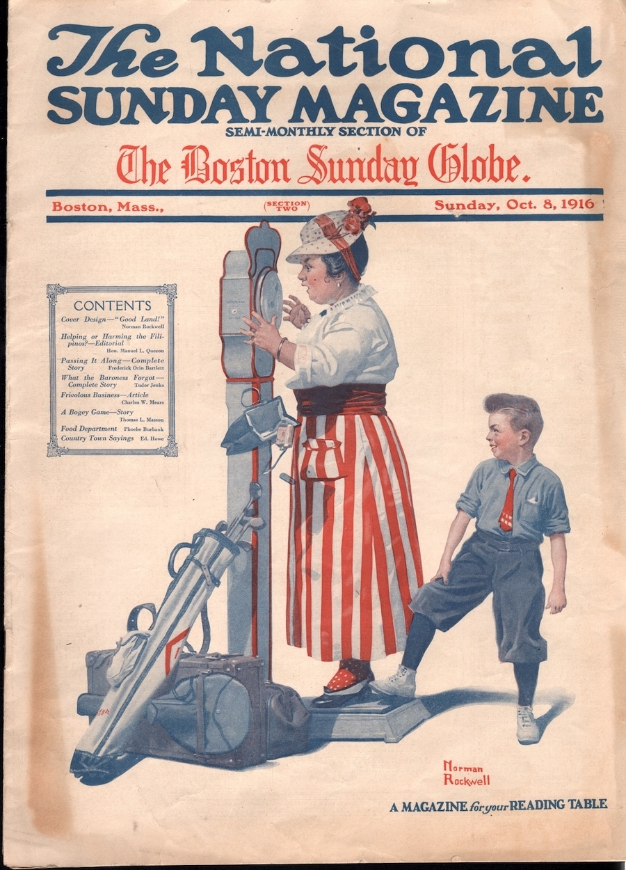 National Sunday Magazine
