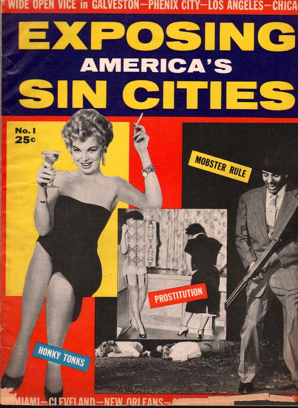 Exposing America's Sin Cities