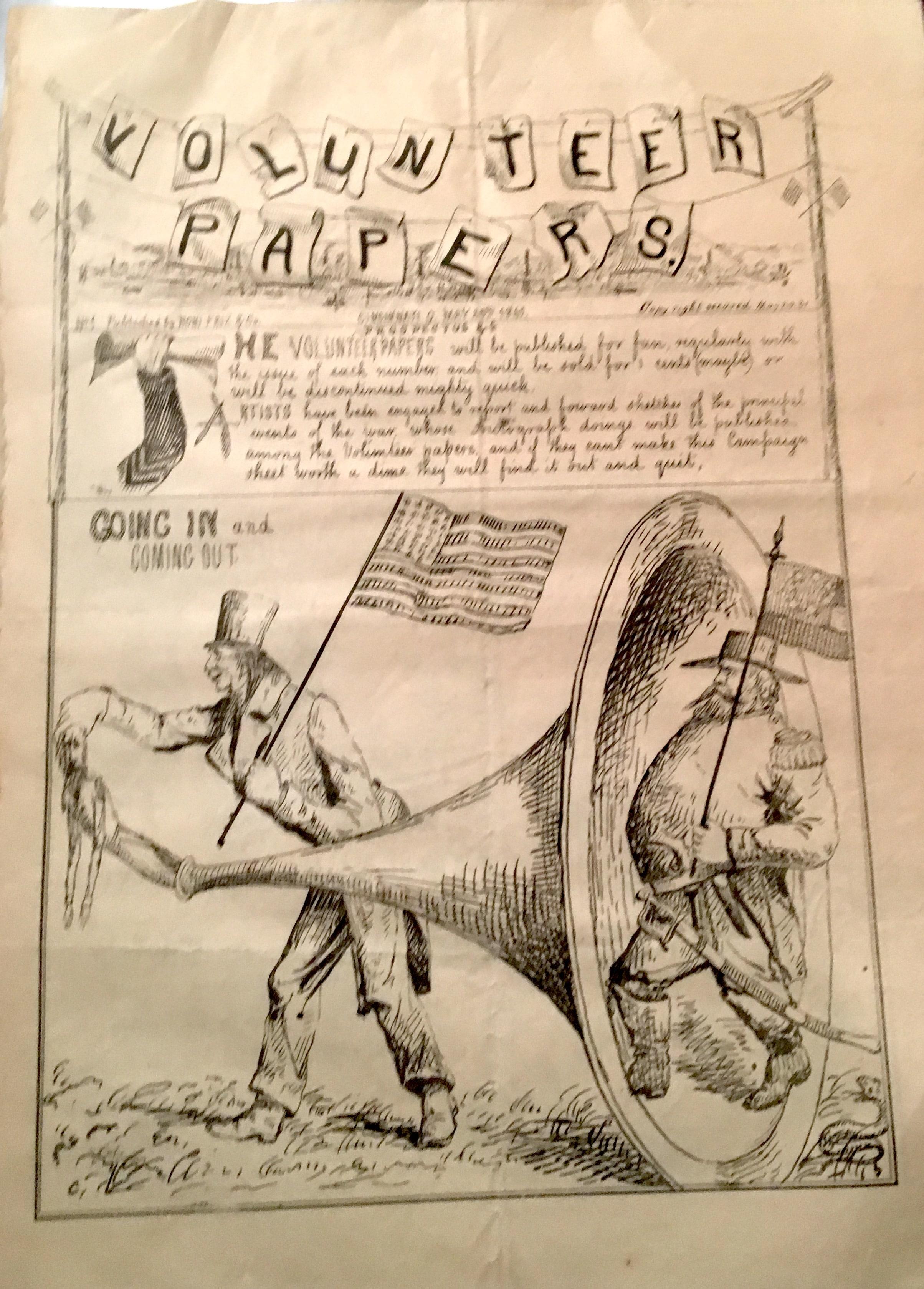 Volunteer Papers