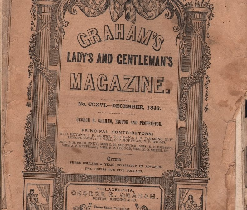 Graham's Lady's and Gentleman's Magazine