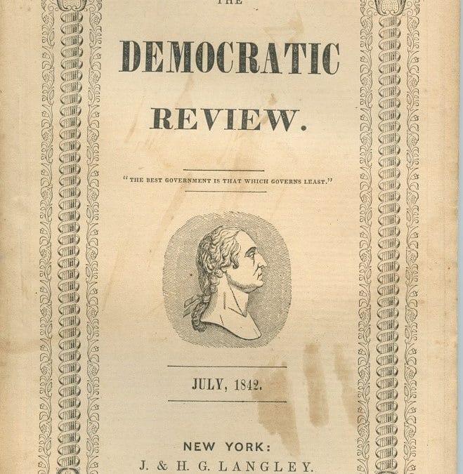 Democratic Review