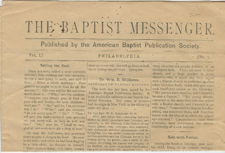 Baptist Messenger