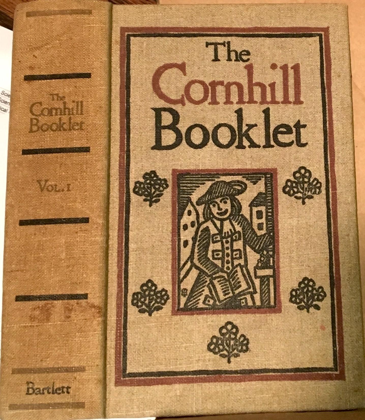 Cornhill Booklet