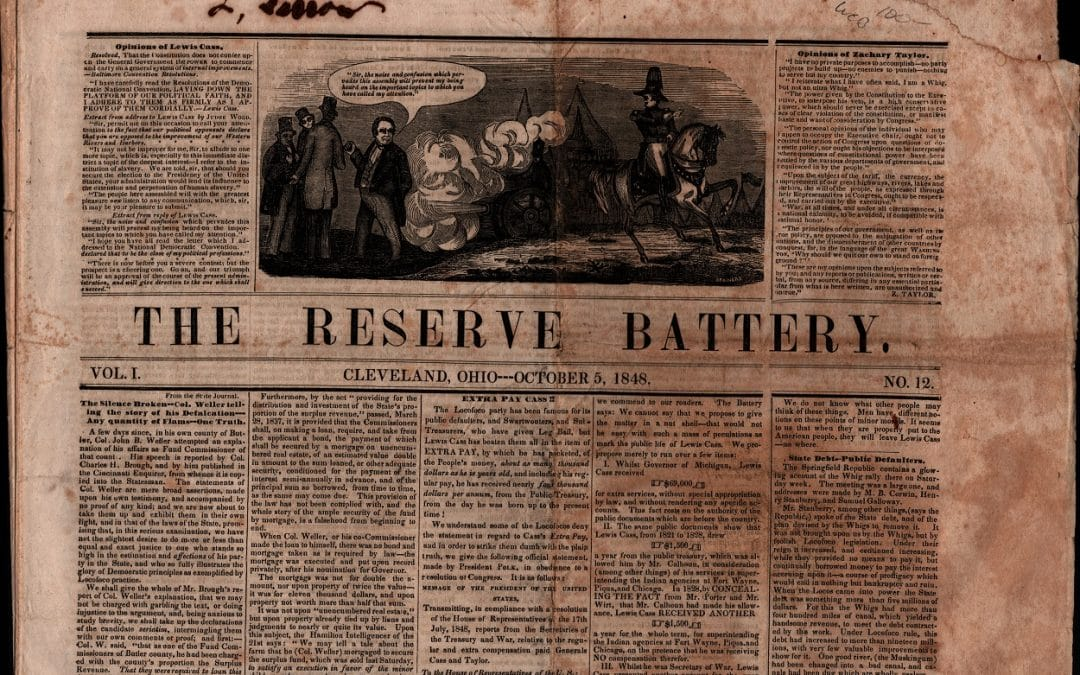 Reserve Battery