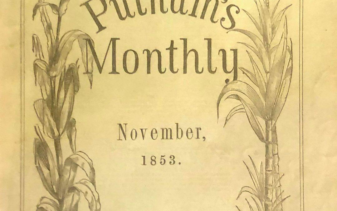 Putnam's Monthly