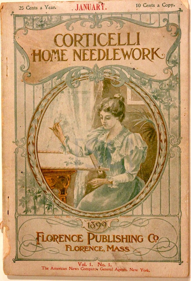 Corticelli Home Needlework