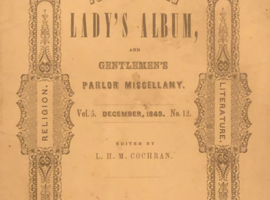 American Lady's Album and Gentleman's Parlor Miscellany