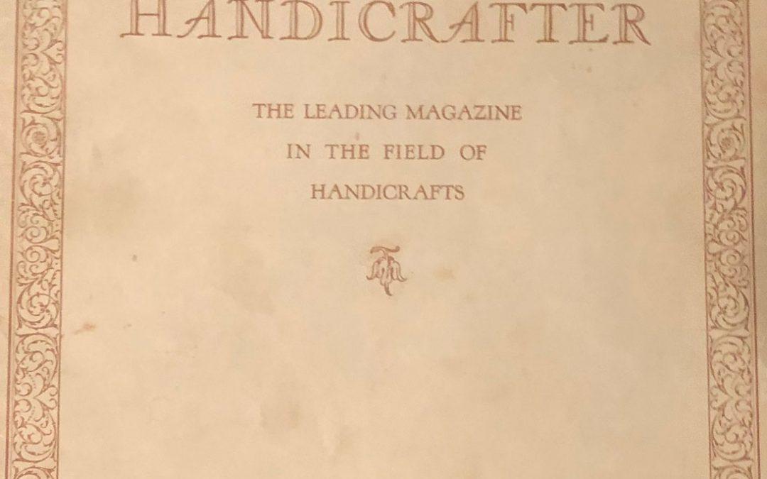 Handicrafter