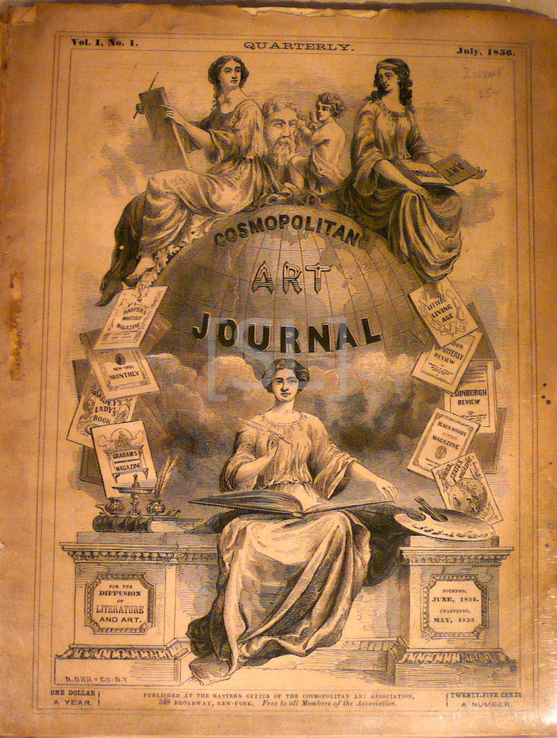 Cosmopolitan Art Journal