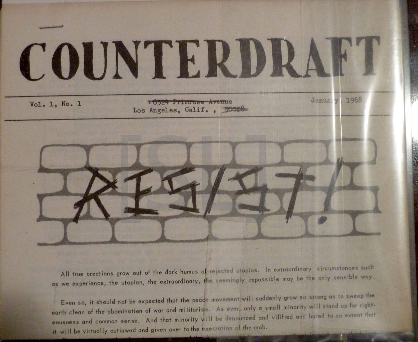 Counterdraft