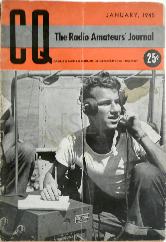 CQ: The Radio Amateurs' Journal