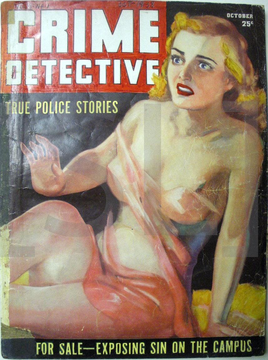 Crime Detective