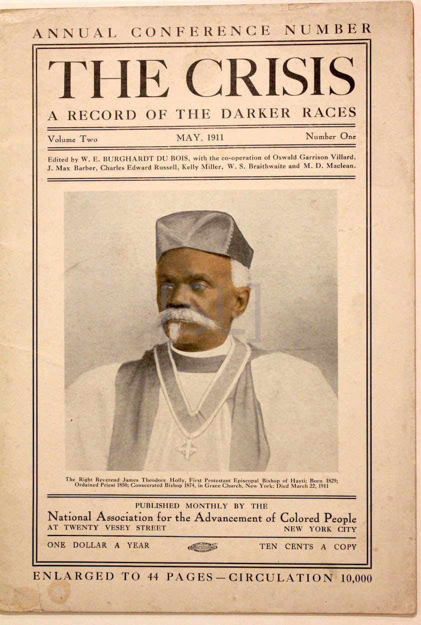 Crisis: A Record of the Darker Races
