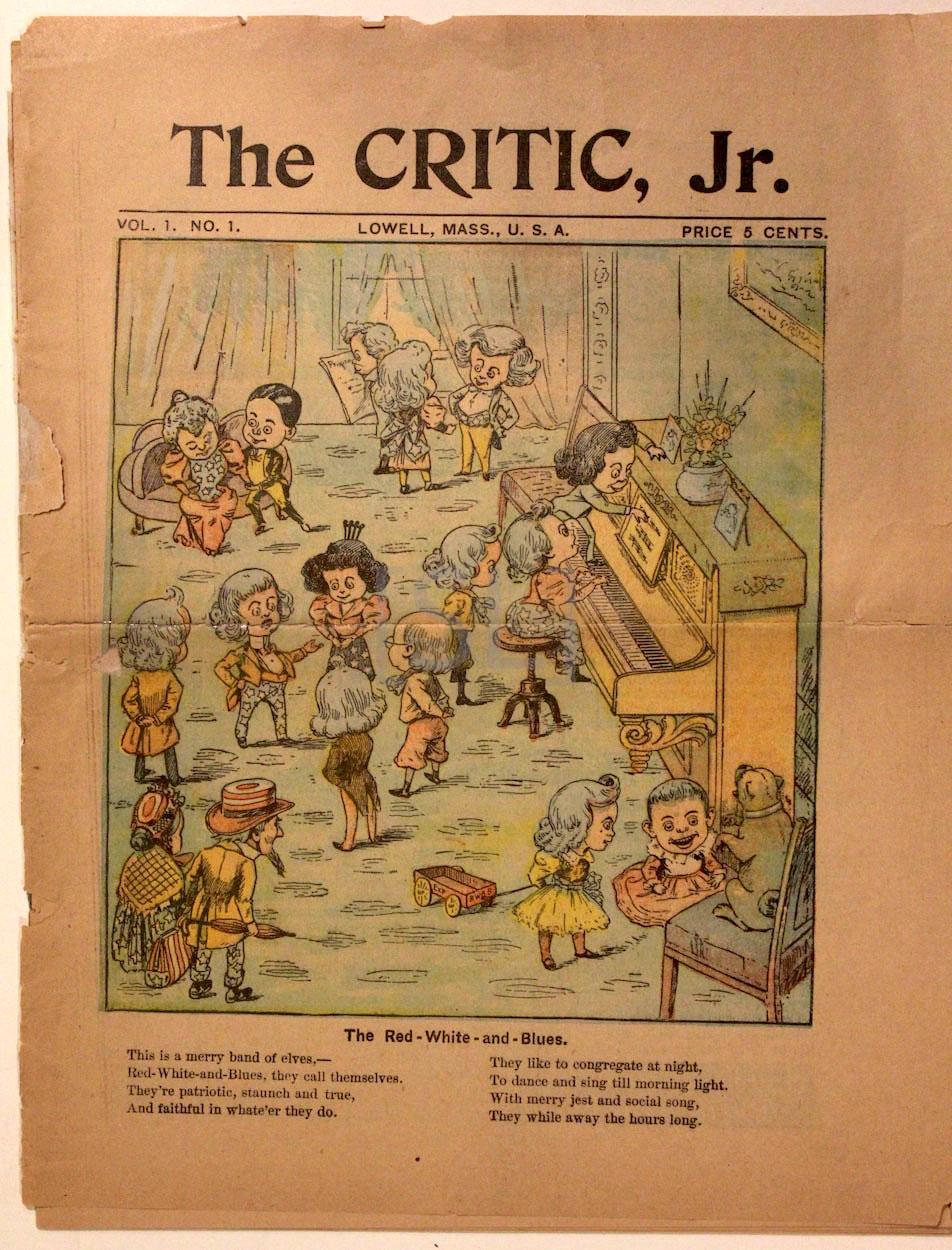 Critic Jr