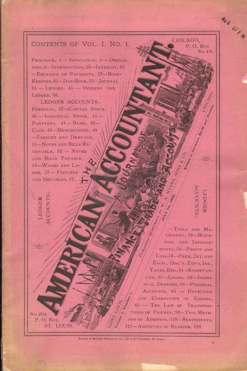 American Accountant and Bookkeeper's Magazine