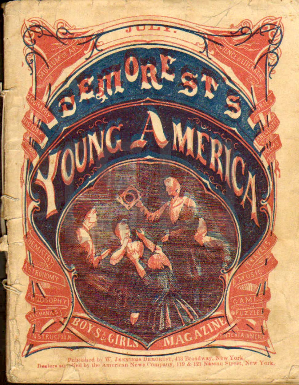 Demorest's Young America