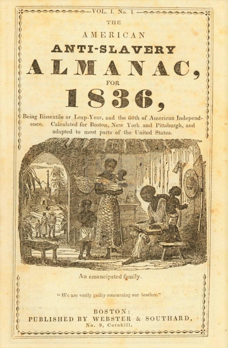 American Anti-Slavery Almanac