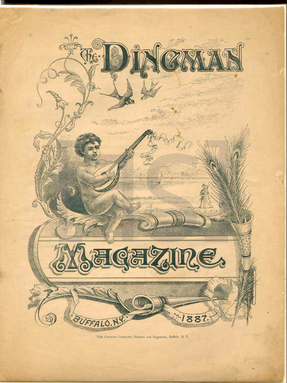 Dingman's Magazine of Literature, Music and Useful Information