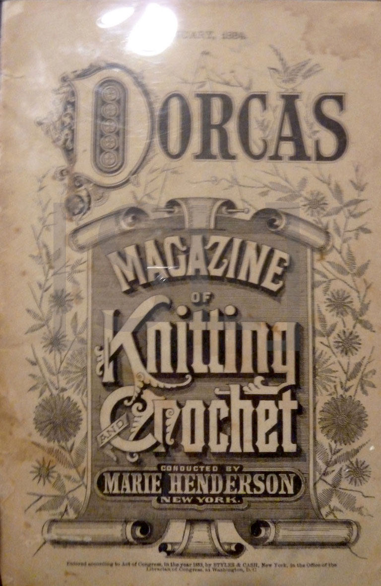 Dorca's Magazine of Knitting and Crochet
