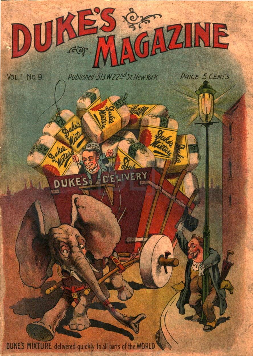 Duke's Magazine