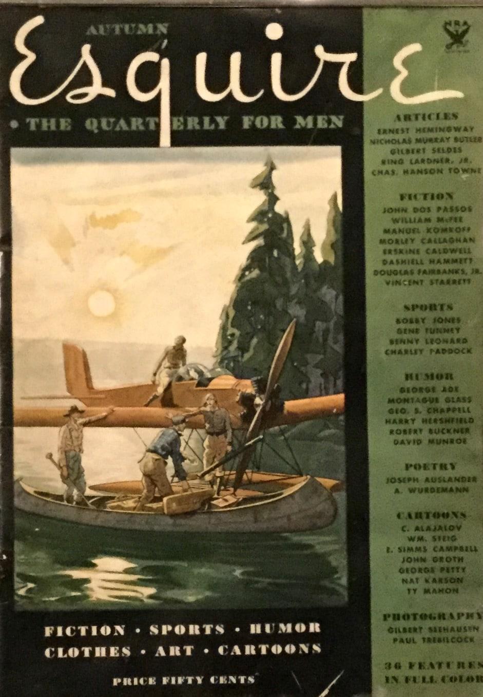 Esquire: The Magazine for Men