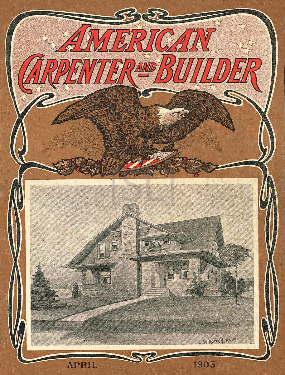 American Carpenter and Builder