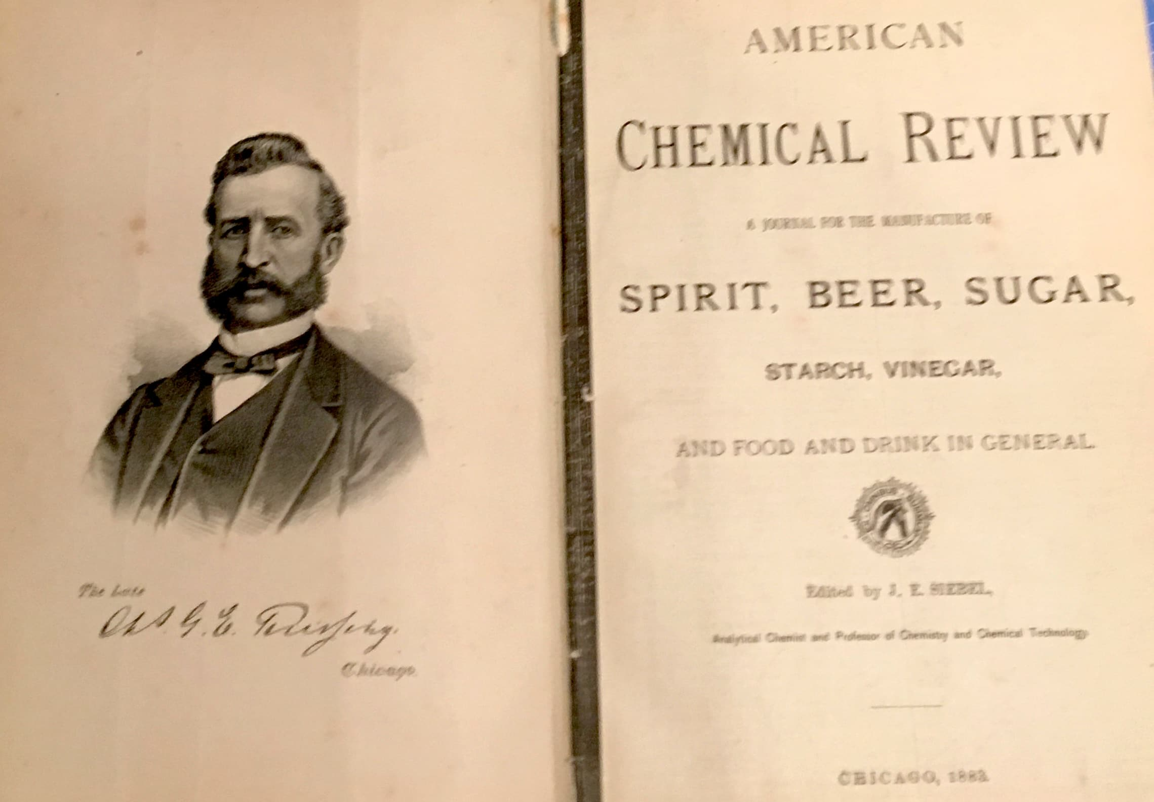 American Chemical Review
