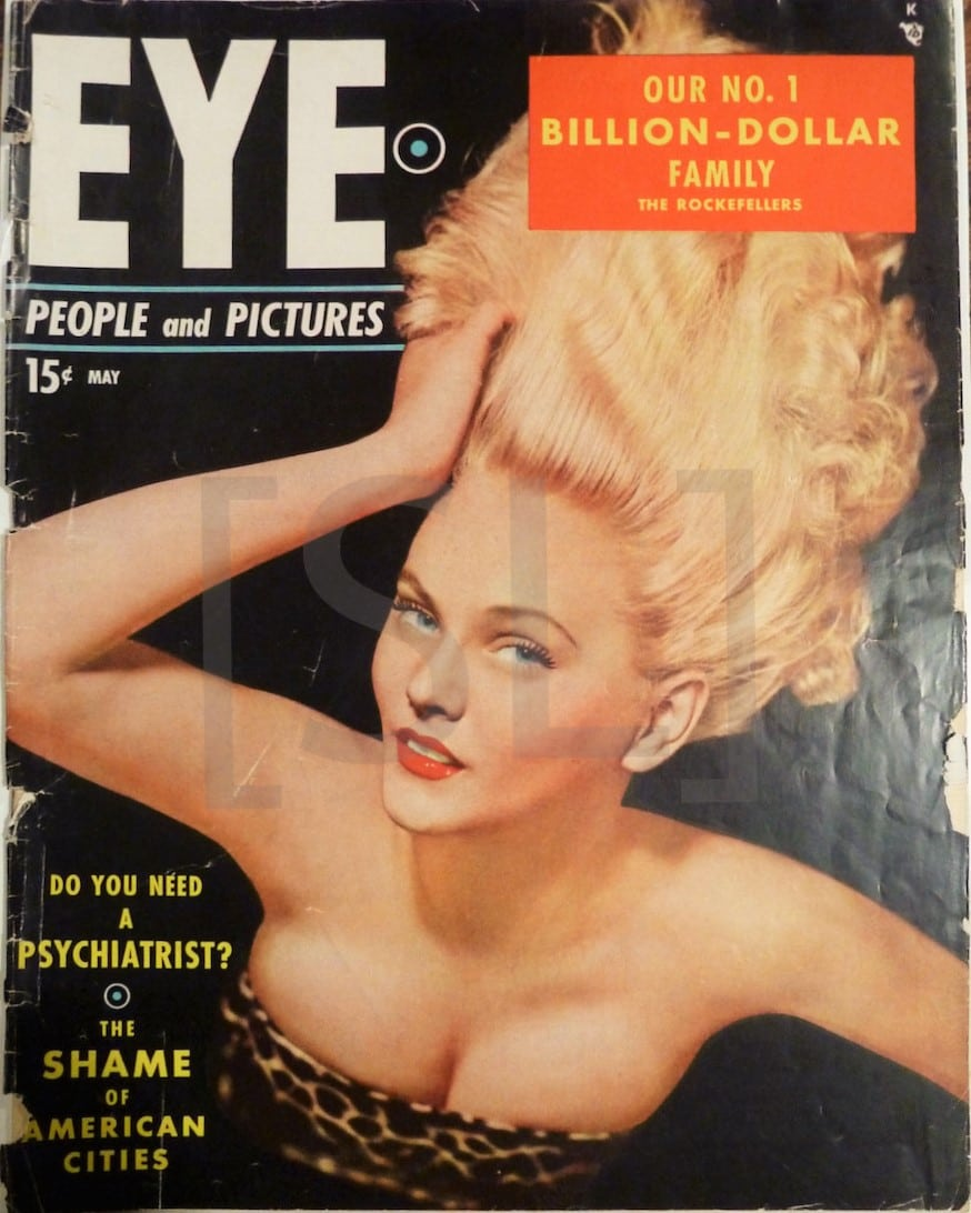Eye; People and Pictures