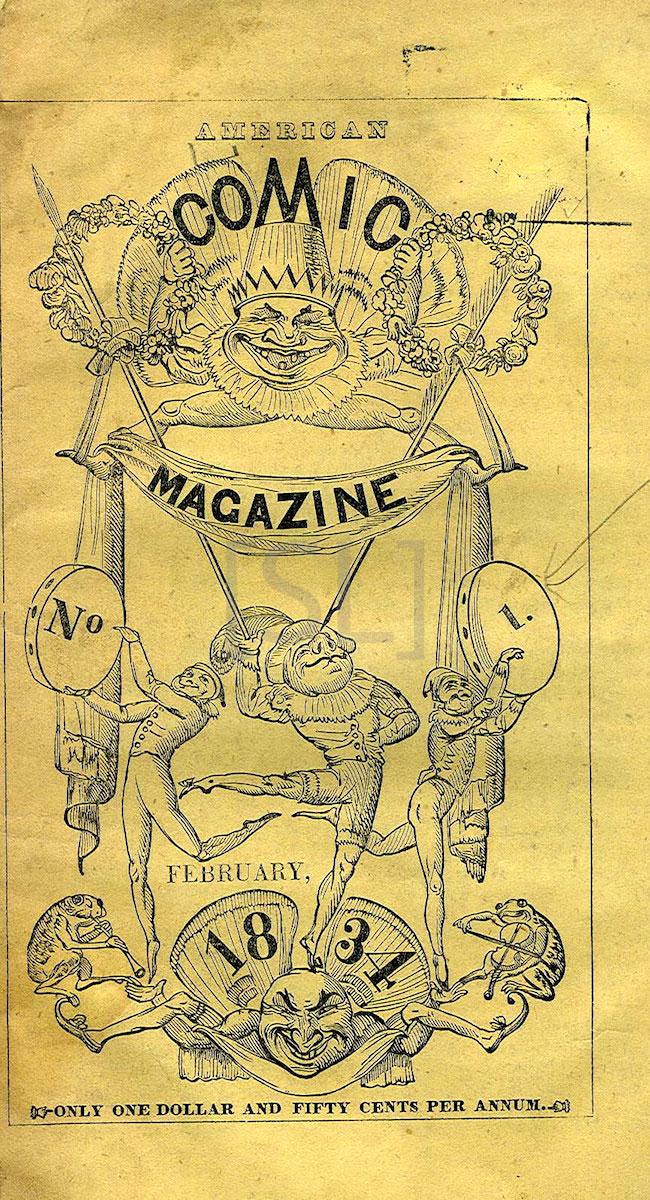 American Comic Magazine