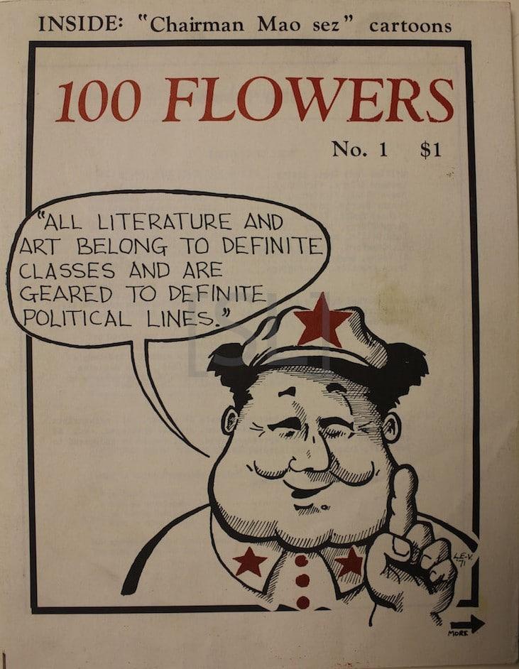 100 Flowers