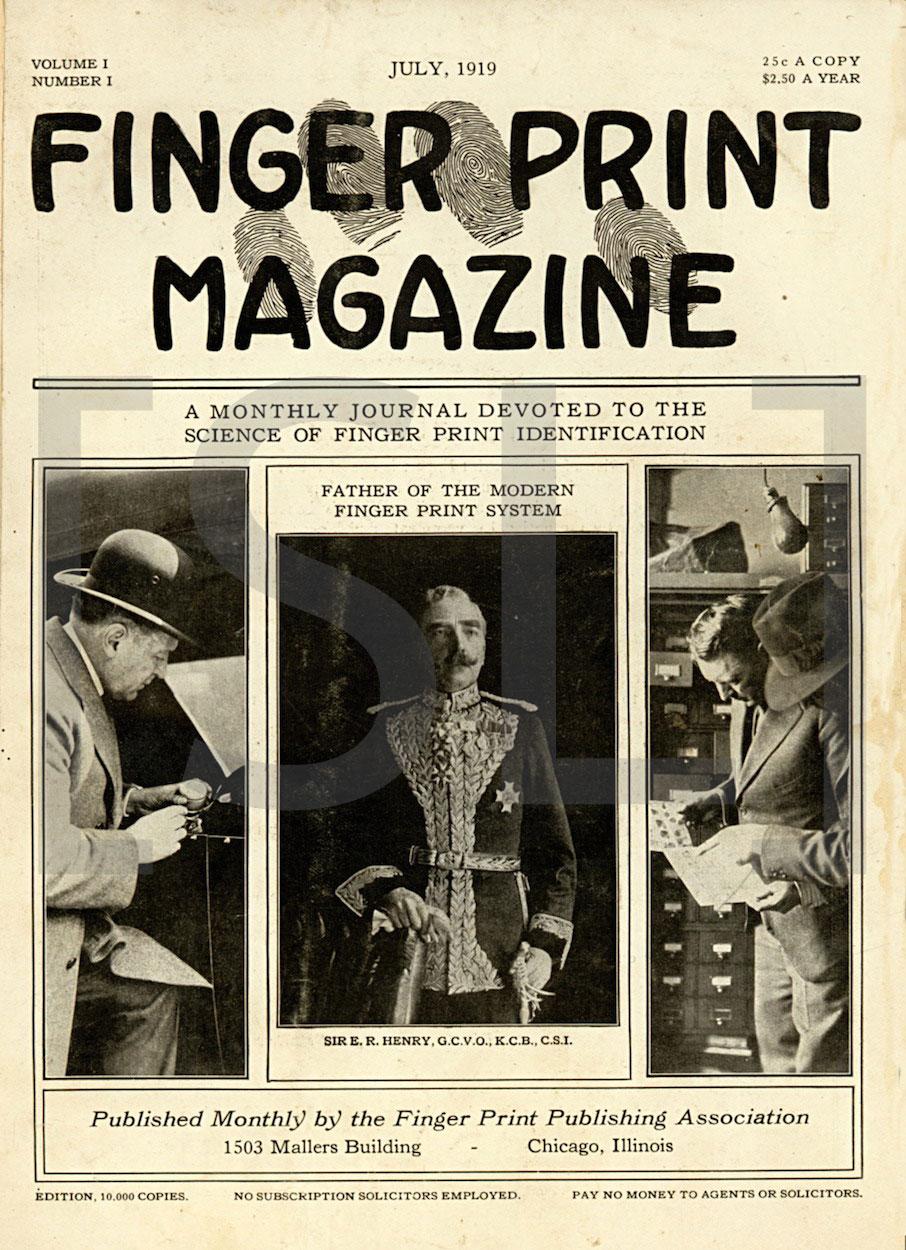 Finger Print Magazine
