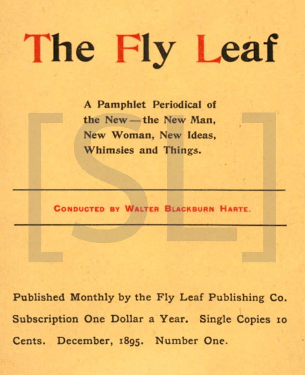 Fly Leaf