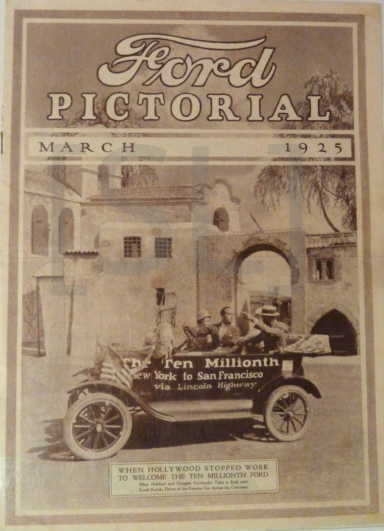Ford Pictorial