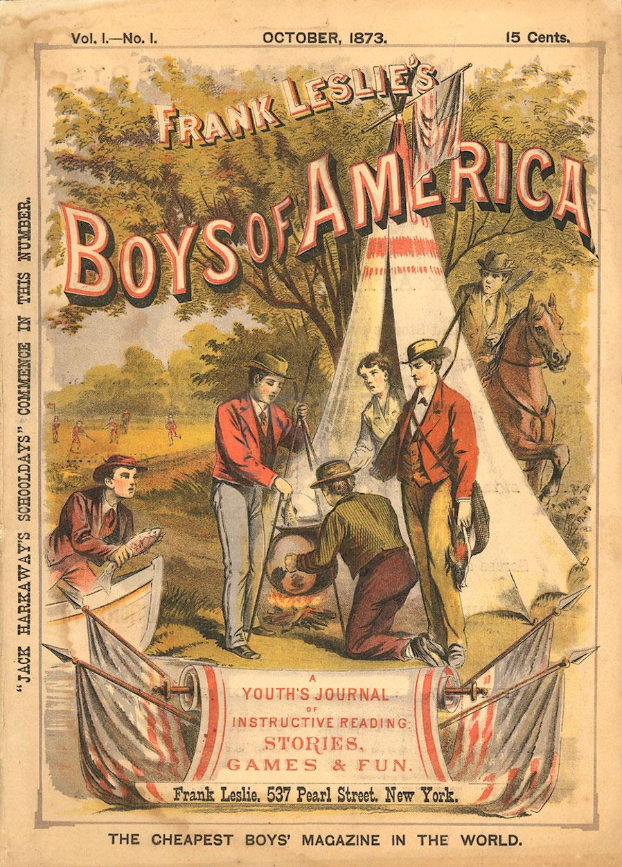 Frank Leslie's Boys of America