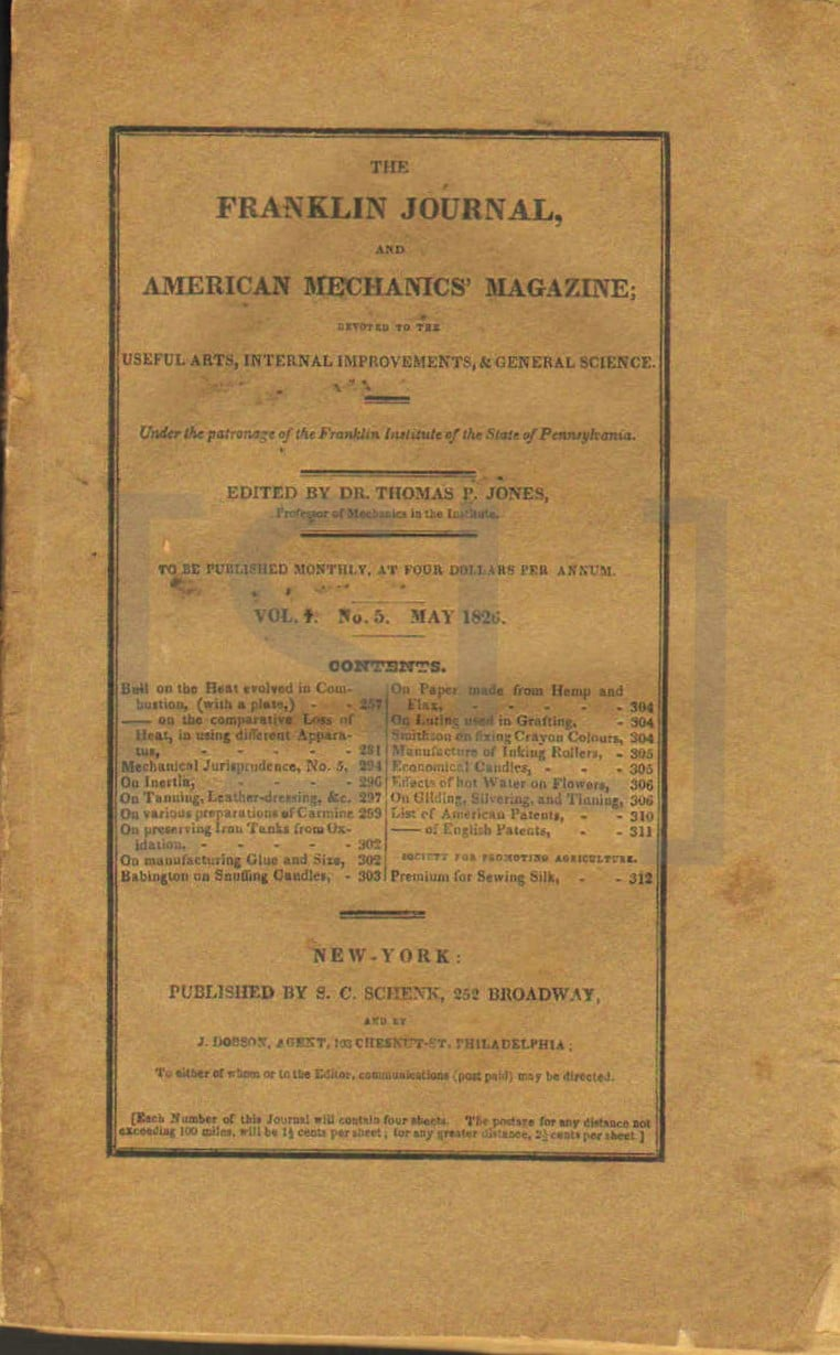 Franklin Journal