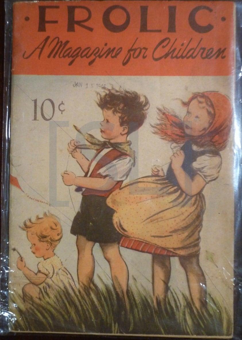 Frolic, A Magazine for Children