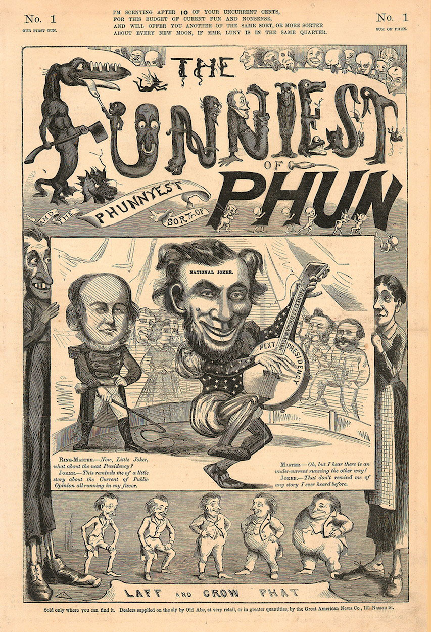 Funniest of Awl and the Phunnyest Sort of Phun