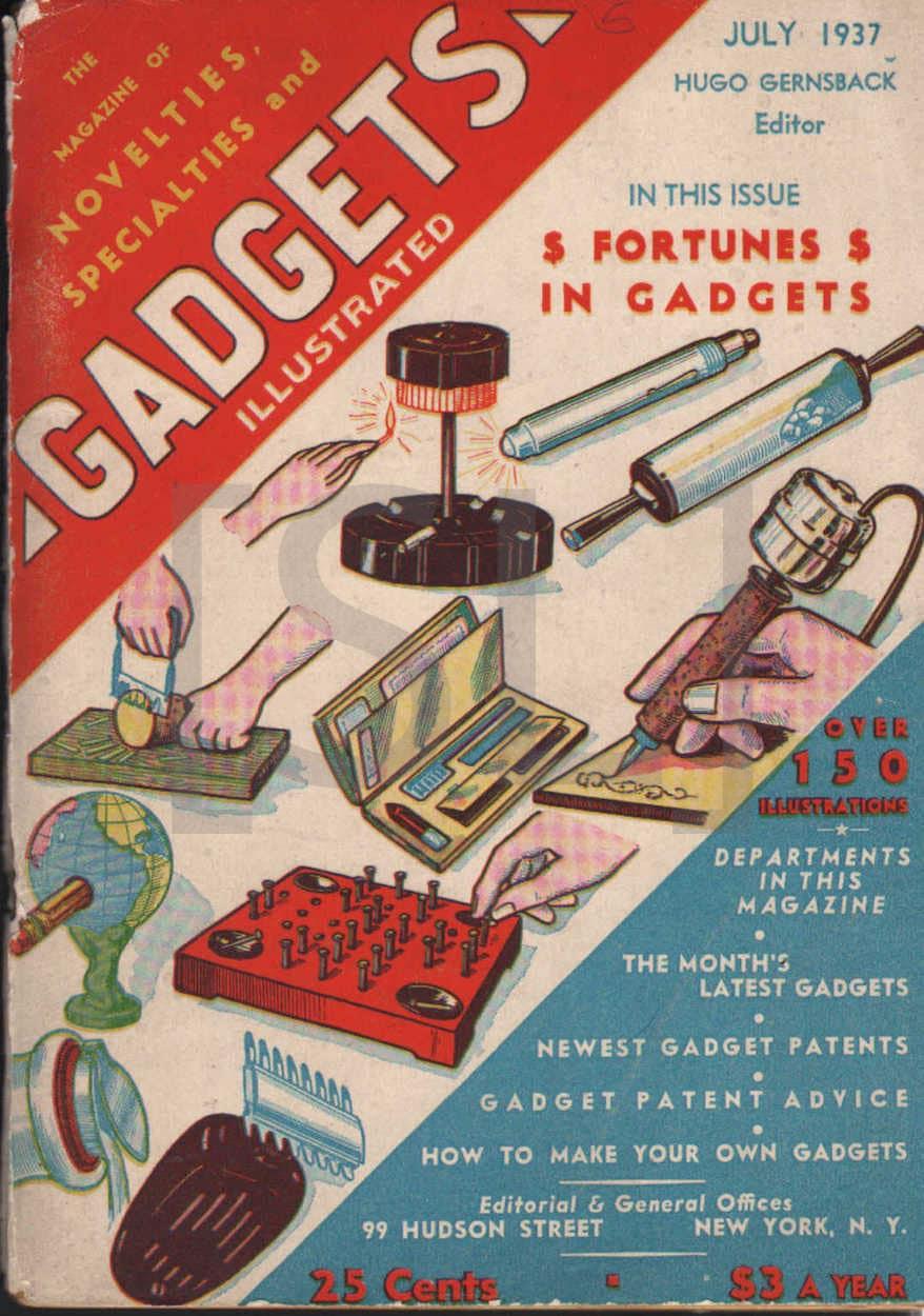 Gadgets Illustrated