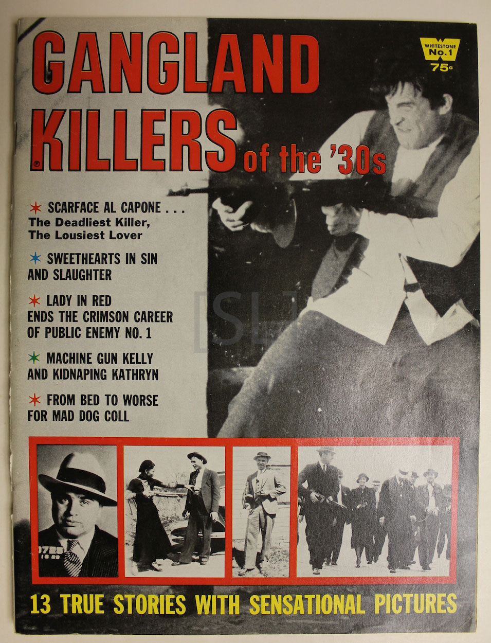 Gangland Killers of the '30s